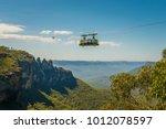 katoomba  australia   jan 28...   Shutterstock . vector #1012078597