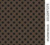 vector seamless pattern. modern ...   Shutterstock .eps vector #1012097275