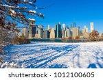 Lower Manhattan Skyline...