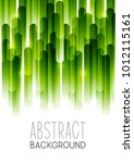 abstract background with green... | Shutterstock .eps vector #1012115161