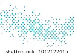 light blue vector illustration... | Shutterstock .eps vector #1012122415