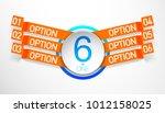 design vector illustration sign ... | Shutterstock .eps vector #1012158025