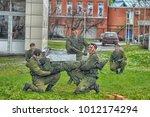 russia  st. petersburg  27 11... | Shutterstock . vector #1012174294