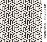 vector seamless stripes pattern.... | Shutterstock .eps vector #1012219135
