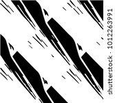 black and white grunge vector... | Shutterstock .eps vector #1012263991