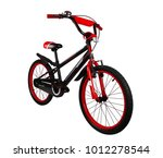 bicycle for children isolated...   Shutterstock . vector #1012278544