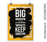inspirational typography poster ... | Shutterstock .eps vector #1012282501