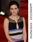 Small photo of LONDON - FEB 8, 2015: Phoebe Fox attends the EE British Academy Film Awards at The Royal Opera House in London