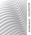 wave band surface abstract...   Shutterstock . vector #1012392739