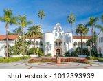 san diego  ca usa   january 13  ... | Shutterstock . vector #1012393939