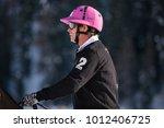 st. moritz   january 27  2018   ... | Shutterstock . vector #1012406725