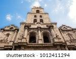 Bell Tower Of The Church Of Sa...