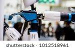industry 4.0 robot concept .the ... | Shutterstock . vector #1012518961