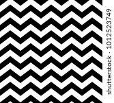 classic chevron zigzag seamless ... | Shutterstock .eps vector #1012523749