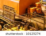 parts and details of an steam... | Shutterstock . vector #10125274