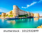 Kyrenia Castle view in Northern Cyprus