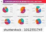 infographics design elements... | Shutterstock .eps vector #1012551745
