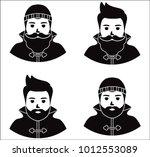 fisherman sailor  seaman man...   Shutterstock .eps vector #1012553089
