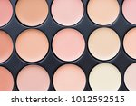 make up beauty fashion concept. ... | Shutterstock . vector #1012592515