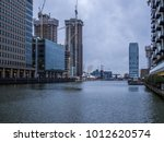 buildings city view | Shutterstock . vector #1012620574