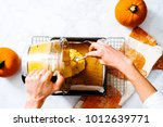 overhead of in process step... | Shutterstock . vector #1012639771