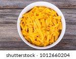 Cheddar Mac And Cheese Bowl...