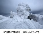 at the high mountains there are ...   Shutterstock . vector #1012694695