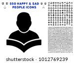student pictograph with 550... | Shutterstock .eps vector #1012769239