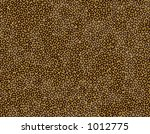 big cat fur texture | Shutterstock . vector #1012775