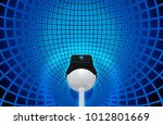 the original 3d character... | Shutterstock . vector #1012801669