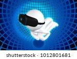 the original 3d character... | Shutterstock . vector #1012801681