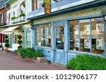 beaumont en auge  france  ... | Shutterstock . vector #1012906177