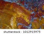 mineral design  macro closeup... | Shutterstock . vector #1012915975