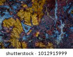 mineral design  macro closeup... | Shutterstock . vector #1012915999