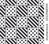 vector seamless pattern....   Shutterstock .eps vector #1012968544