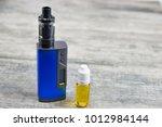 e   cigarette for vaping  ... | Shutterstock . vector #1012984144