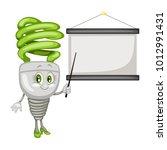 cartoon illustration of a... | Shutterstock .eps vector #1012991431