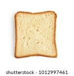 Tasty Fresh Toast On White...