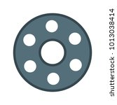 bobbin machine  thread    Shutterstock .eps vector #1013038414
