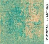 green beige grunge background | Shutterstock . vector #1013049031