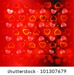 love background | Shutterstock .eps vector #101307679