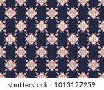 seamless ornament pattern. for...   Shutterstock .eps vector #1013127259