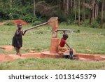 gilgil  nakuru county kenya ... | Shutterstock . vector #1013145379