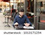 gladden prosperous man...   Shutterstock . vector #1013171254