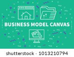 conceptual business...   Shutterstock . vector #1013210794