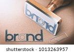 3d illustration of a rubber... | Shutterstock . vector #1013263957