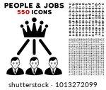 dolor hierarchy men pictograph... | Shutterstock .eps vector #1013272099