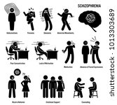 Schizophrenia Chronic Brain...