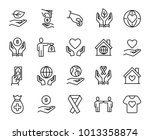 simple collection of... | Shutterstock .eps vector #1013358874