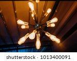 vintage luxury interior... | Shutterstock . vector #1013400091
